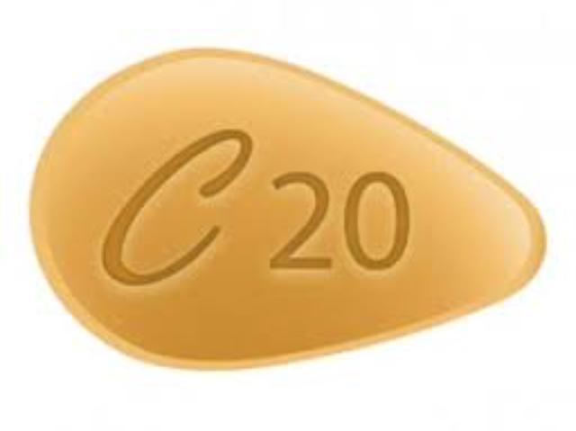 Cialis 20mg tablet